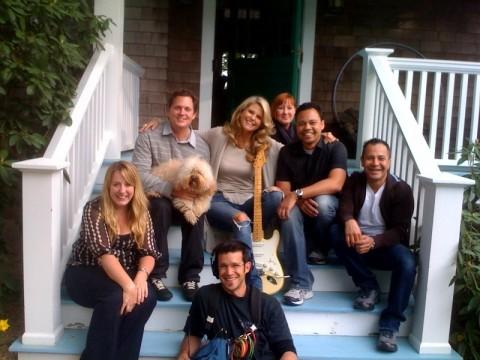 Christie's Porch